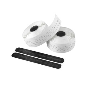 Selle Italia Smootape Classica Lenkerband Leder Gel 2,5 mm weiß